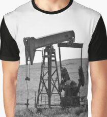 Pumpin' Crude Graphic T-Shirt