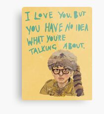 sam - moonrise kingdom  Metal Print