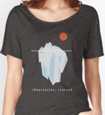 Iceberg Women's Relaxed Fit T-Shirt