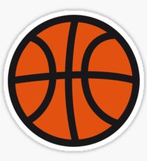 Basketball sport ball Sticker