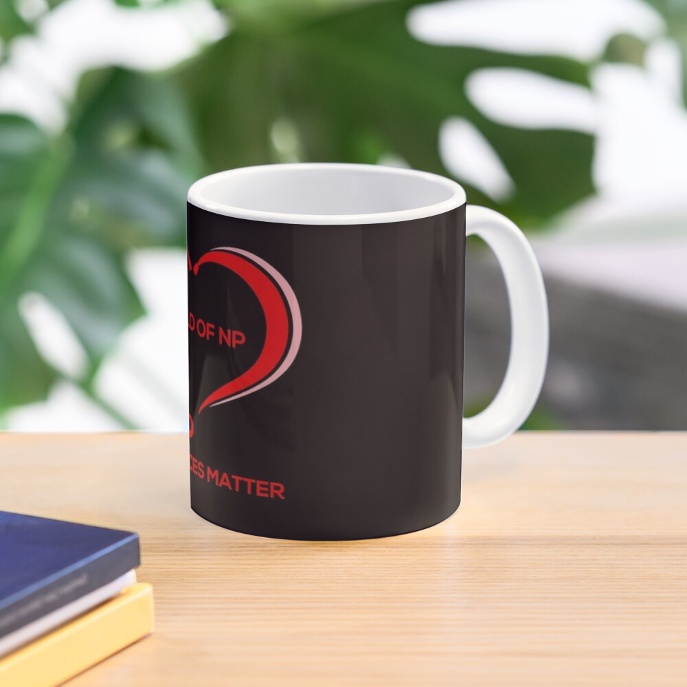 World Of NP Your Voices Matter Mug