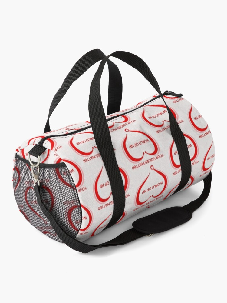 Alternate view of World Of NP Your Voices Matter Duffle Bag
