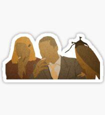Richie & Margot Sticker