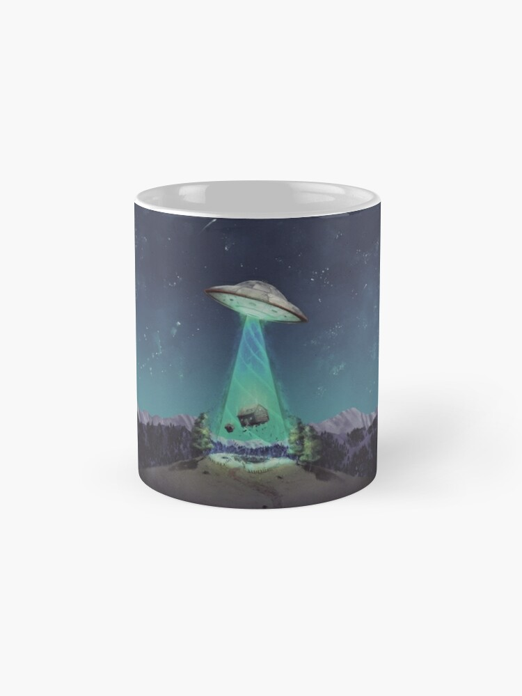 Alternate view of Abducted Mug