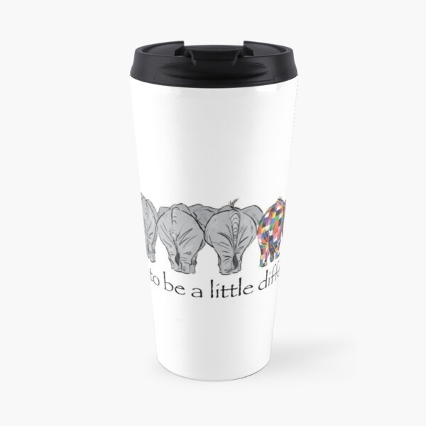 It's ok to be a little different Travel Mug