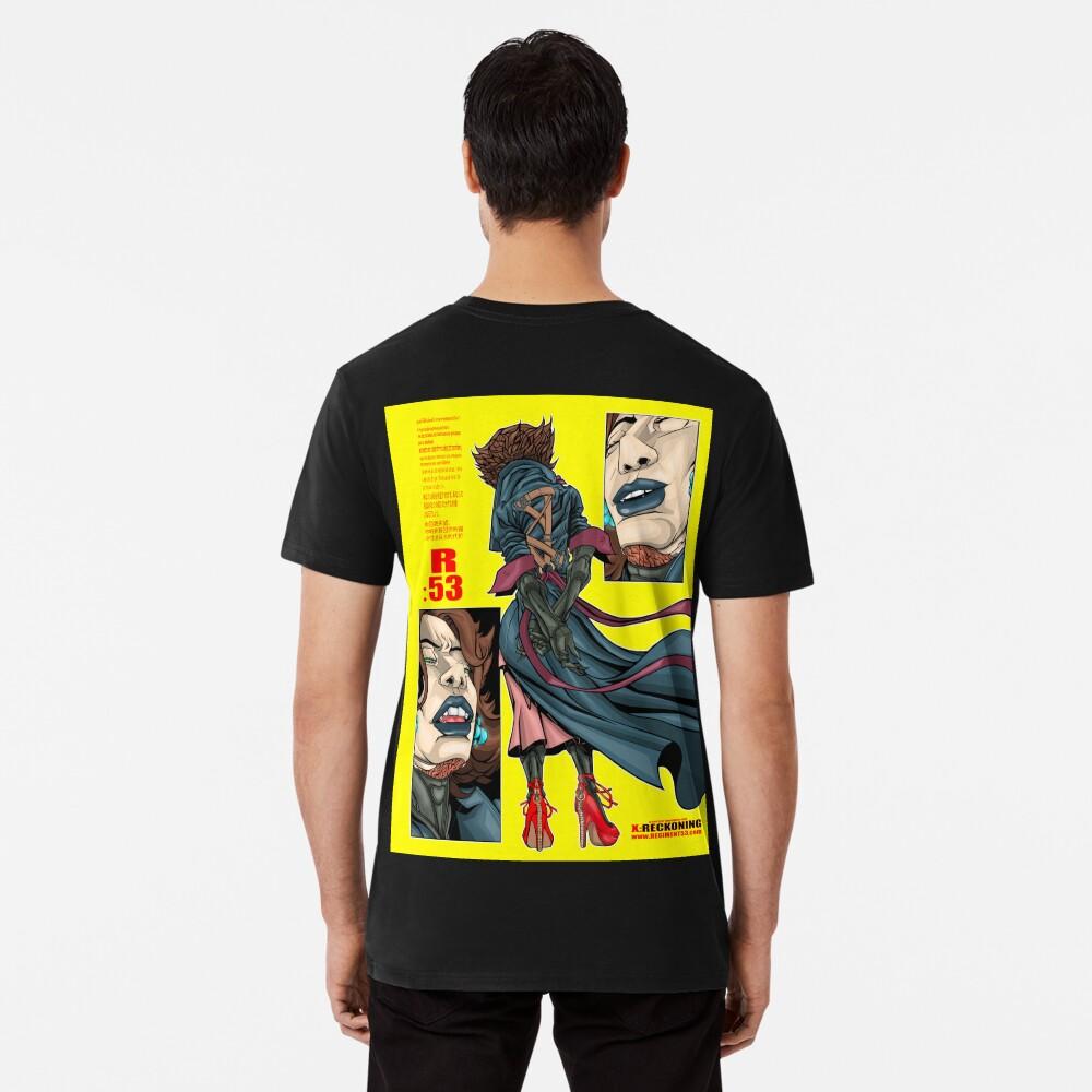 "The Stewardess (""you disappoint me..."" multi-language) Premium T-Shirt"