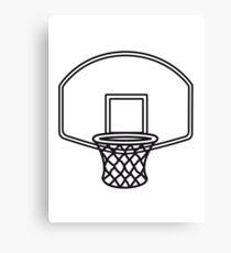 Basketball basket sports Canvas Print