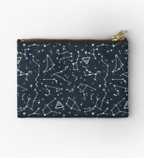 Bill Constellation Pattern Studio Pouch