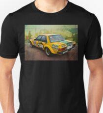 Garry Willmington XD Falcon - Rear View T-Shirt