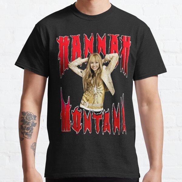 hannah montana is a rockstar Classic T-Shirt