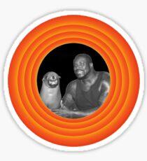 Shaquille O'Seal Sticker
