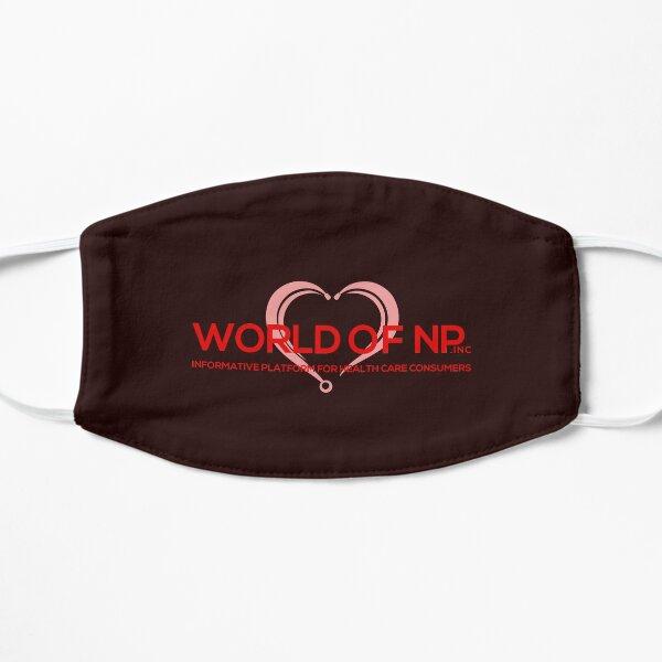 World Of Nurse Practitioner Podcast Flat Mask