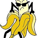 Banana Man!!! by ZachyMassacre