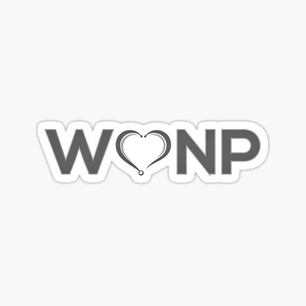 World Of Nurse Practitioners WONP Sticker