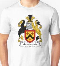 Armistead Coat of Arms / Armistead Family Crest T-Shirt