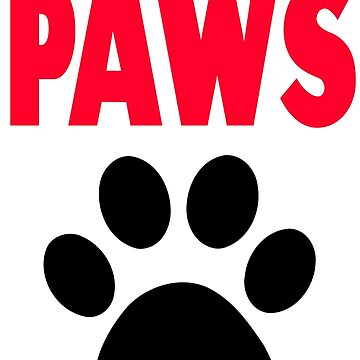 Paws by everything-shop