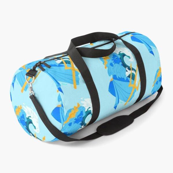 Neptune Bust Duffle Bag