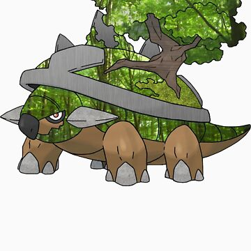 Torterra by coolioscooter