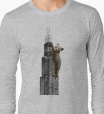Sears Tower Cub Long Sleeve T-Shirt