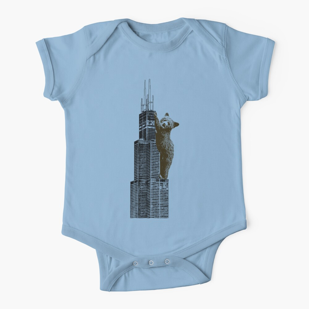 Sears Tower Cub Baby One-Piece