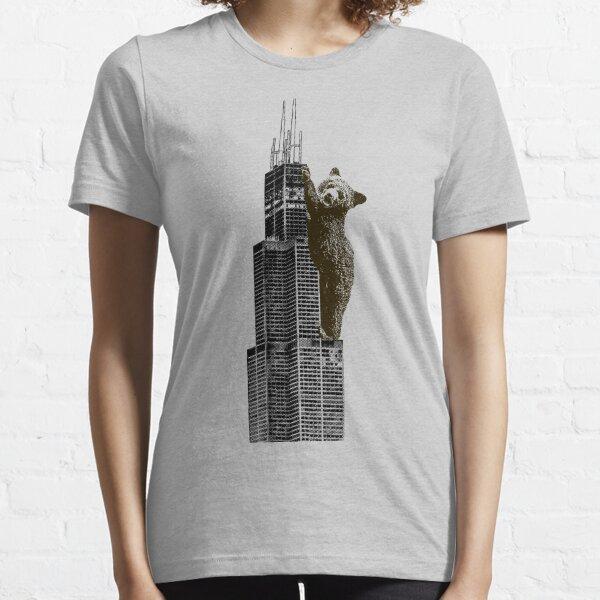 Sears Tower Cub Essential T-Shirt