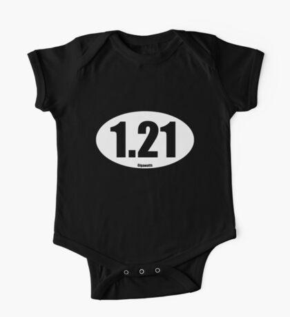 1.21 Gigawatts - Tee Shirt Kids Clothes