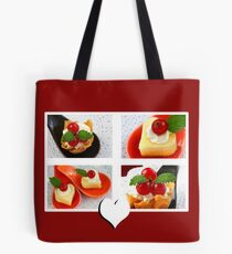 Sweet Red Currant Seducers Tote Bag