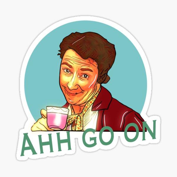 Mrs Doyle go on Sticker