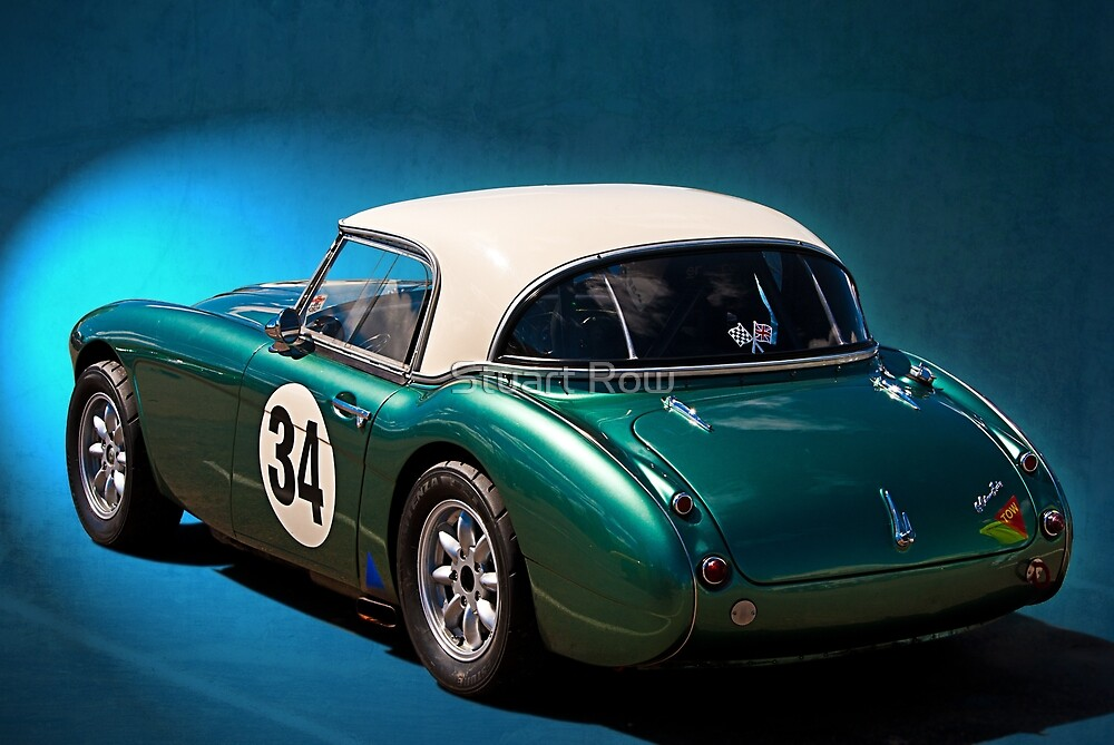 1959 Austin Healey 3000 Mk 1 by Stuart Row