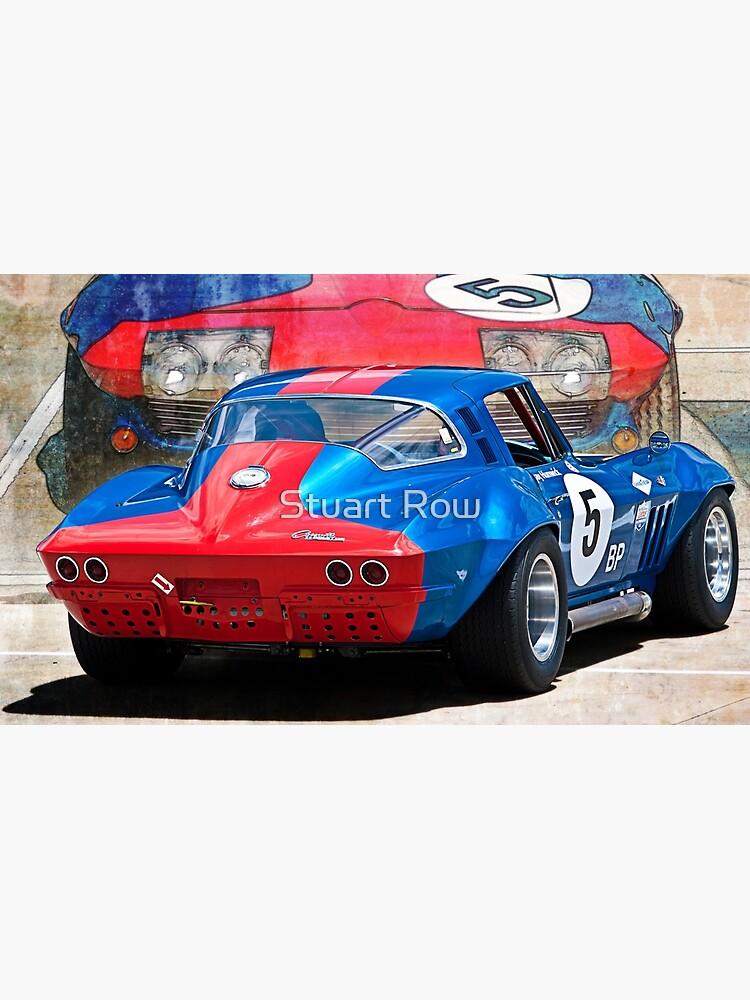 1965 Corvette Rear by StuartRow