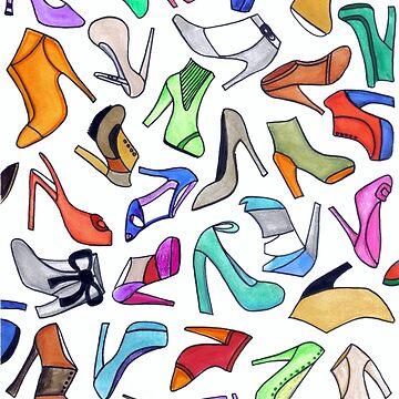 high heel by FedericoFaggion