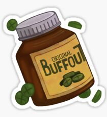 Buffout Sticker