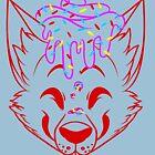 Cupcake Fox Lineart - Shirt by CupcakeCreature