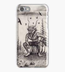 Satyr iPhone Case/Skin