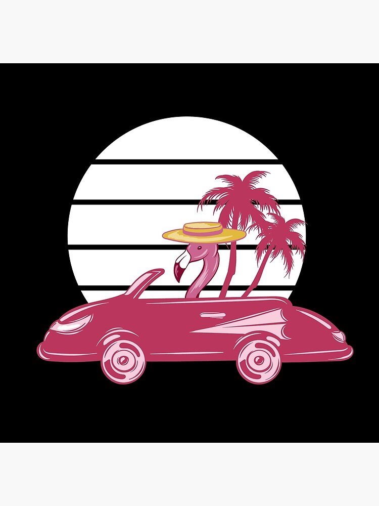 Flamingo Drive by TapestryGirls