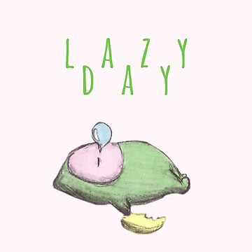 lazy day by Ica13