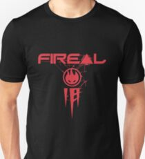 Fireal Girly Fit Unisex T-Shirt
