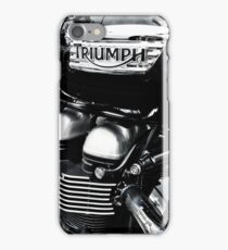 The English Engine iPhone Case/Skin