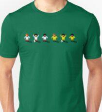 England vs Australia 2016 - Sensible World Of Soccer Sprites T-Shirt
