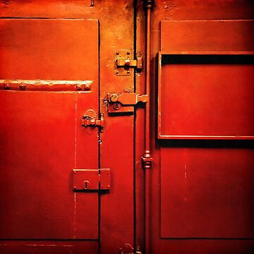 red door by Ica13