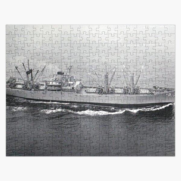 USS RAINIER (AE-5) SHIP'S STORE Jigsaw Puzzle