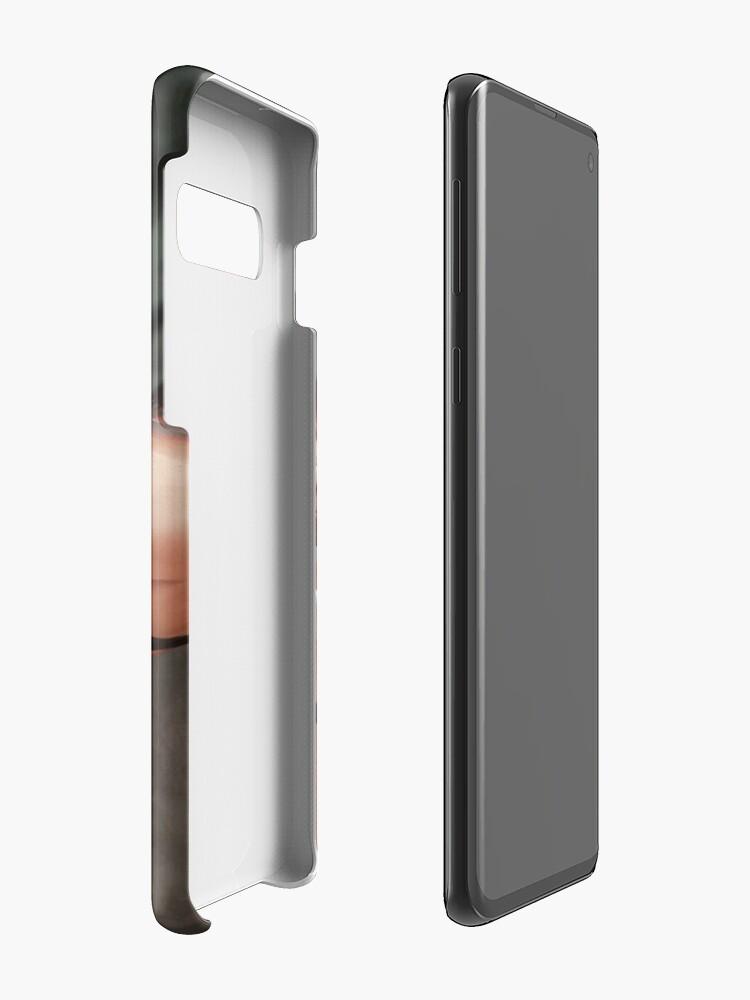 Alternate view of San  Case & Skin for Samsung Galaxy