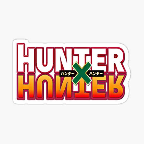 H x H Sticker
