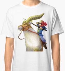Ashitaka and Yakul  Classic T-Shirt