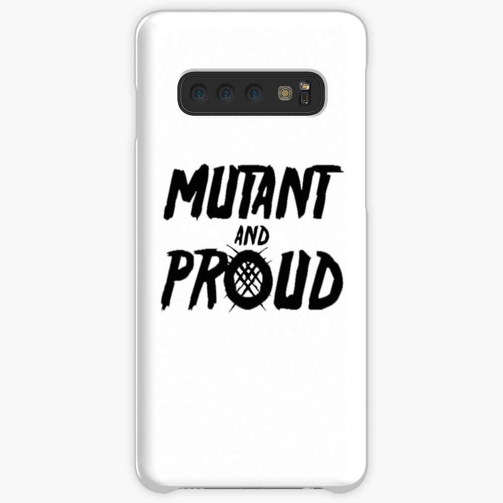 Mutant and Proud Case & Skin for Samsung Galaxy