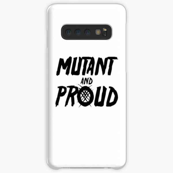 Mutant and Proud Samsung Galaxy Snap Case