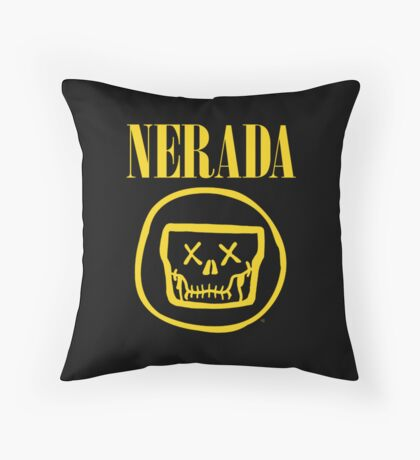 NERADA Throw Pillow