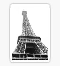 paris, eiffel tower Sticker