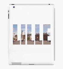 Lille iPad Case/Skin