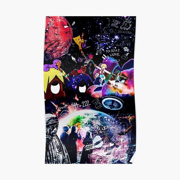 Custom all Album Uzi Vert Poster